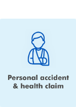 personal accident claim