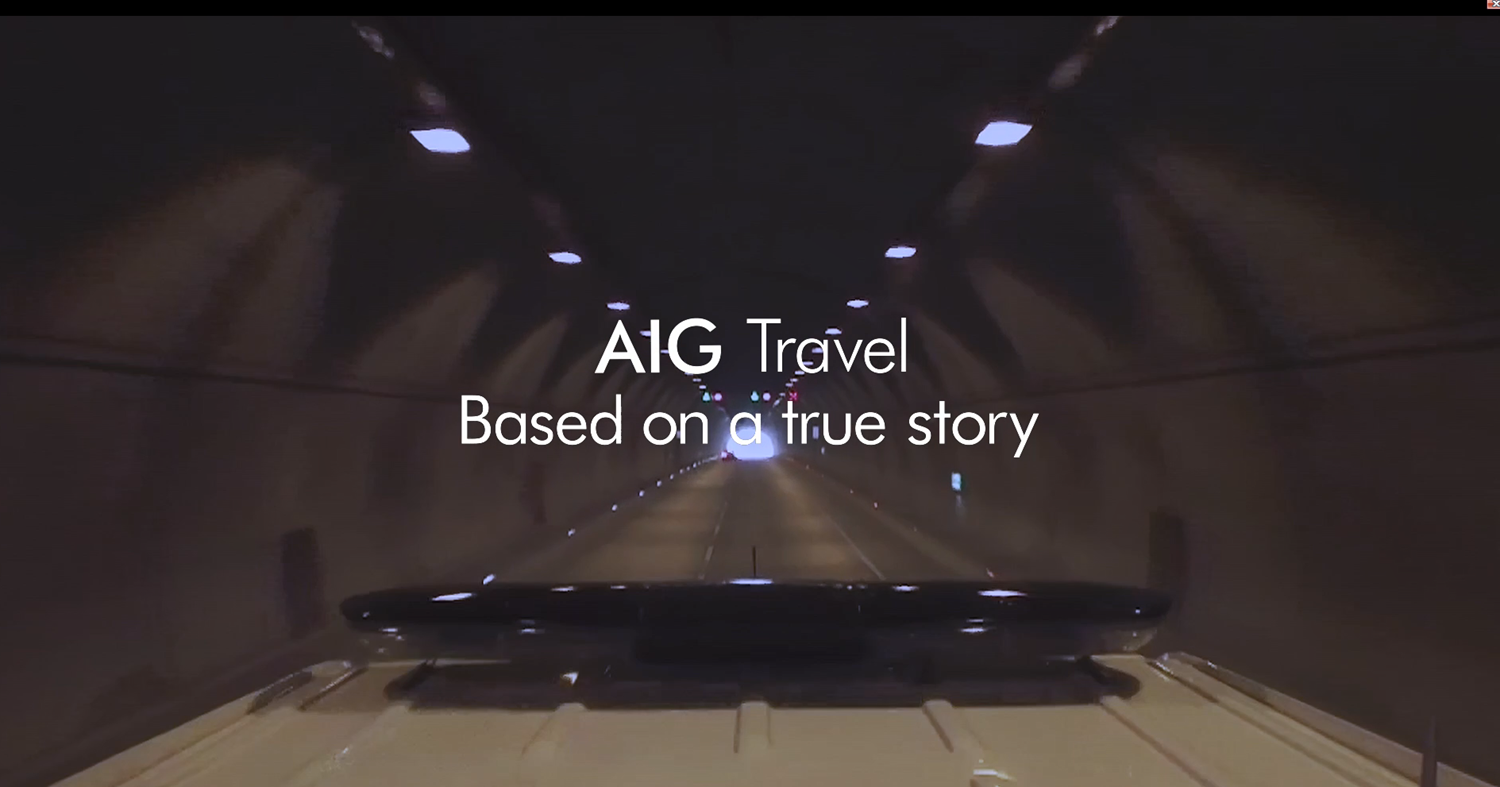 AIG's Travel Insurance - Here for you. Wherever you are.
