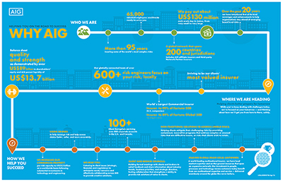 WHY AIG Infographic