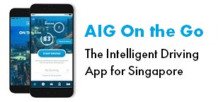 AIG Singapore Driving App AIG On the Go