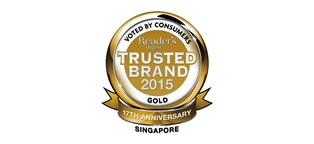 AIG Singapore Wins Two Reader's Digest Trusted Brands Awards